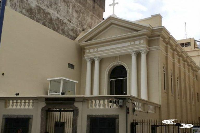 01 - fachada igreja
